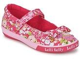 Lelli Kelly Kids DAISY-BALLET Geranium