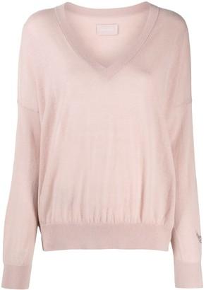 Zadig & Voltaire Brumy fine-knit sweater
