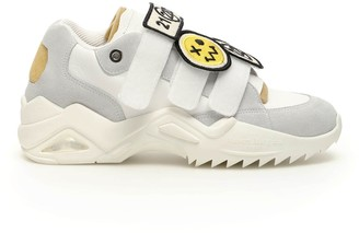 Maison Margiela Patch Motif Velcro Sneaker