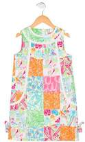 Lilly Pulitzer Girls' Printed Shift Dress