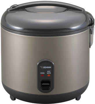 Zojirushi Stainless Steel Automatic Rice Cooker & Warmer