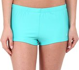 Nautica Women's Signature Boy-Short Bikini Bottom