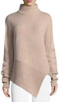 The Fifth Label The Call Out Asymmetrical Sweater