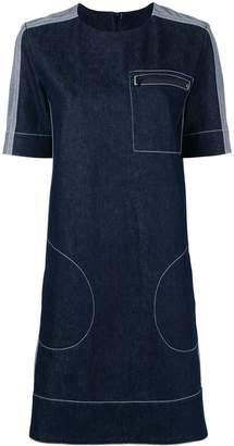 Marni Stitched Shift Dress