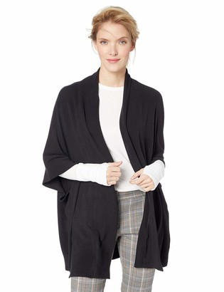 Cupcakes And Cashmere Women's Bregan Brushed Knit Dolman Sleeve Cardigan