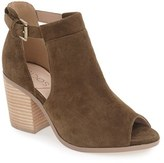 Sole Society Women's 'Ferris' Open Toe Bootie