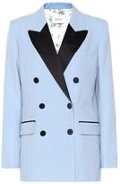 Racil Harry wool tuxedo blazer