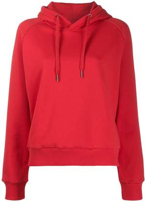 Fila solid-color hoodie