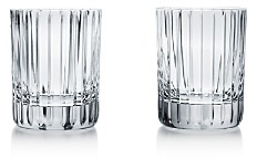 Baccarat Harmonie Triple Old-Fashioned Tumbler, Set of 2