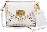 Valentino Garavani Mini Rockstud Hype Grained Leather Bag