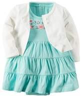 Carter's Baby Girls' 2 Piece Floral Dress Set (Baby)