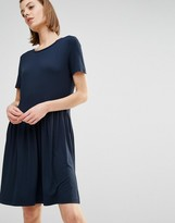 Selected Alice Short Sleeve Pleated Skirt Dress