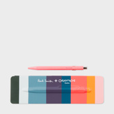 Paul Smith Caran d'Ache + 849 Coral Pink Ballpoint Pen