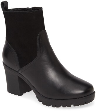 Soludos Dani Faux Fur Lined Boot