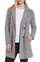 Halogen Women's Long Boucle Jacket