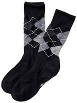 Smartwool Diamond Jim Argyle Crew Socks