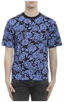 MSGM Multicolor Cotton T-shirt