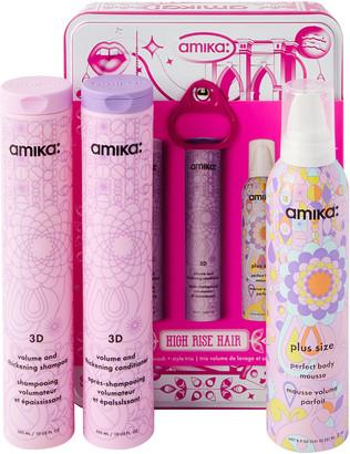 Amika High Rise Hair Volume Wash + Care Set