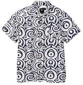 Quiksilver Maemae Button Front Shirt (Big Boys)