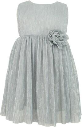 Popatu Kids' Flower Shimmer Dress