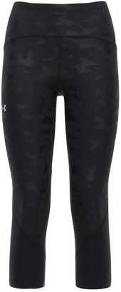 Under Armour Ua Fly Fast 2.0 Sizzle Cropped Leggings