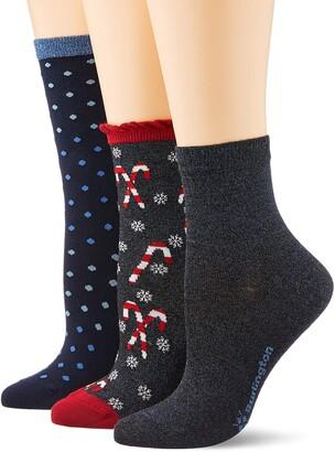 Burlington Women's Ladies Gift Pack Socks