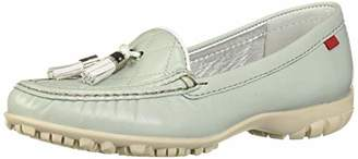 Marc Joseph New York Women's Womens Genuine Leather Made in Brazil Wall Street Golf Shoe Athletic Shoe
