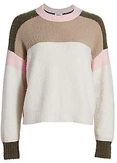 Rag & Bone Women's Lilou Colorblock Sweater
