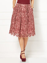 New York & Co. Eva Mendes Collection - Carmela Lace Skirt