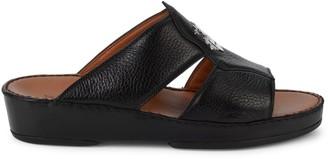 Bally Hakman Leather Sandals