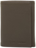 James Campbell Trifold Leather Wallet