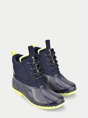 Tommy Hilfiger Neon Duck Boot