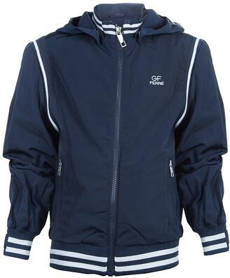 Gianfranco Ferre GF Dark Blue Rain Jacket 8 Yrs