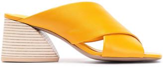 Mercedes Castillo Lenilow Leather Mules