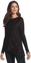 Chico's Shaina Black Sweater