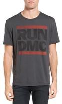 John Varvatos Men's Run Dmc Logo Graphic T-Shirt