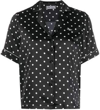 Tommy Hilfiger x Zendaya polka dot pyjamas
