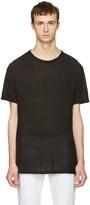 Alexander Wang Black Pilling T-shirt