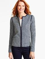 Talbots Holiday Tweed Jacket