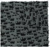Hemisphere elephant print scarf