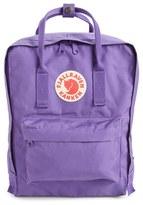 Fjäll Räven 'Kanken' Water Resistant Backpack - Blue