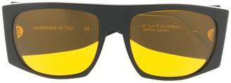 L.G.R Oversize-Frame Sunglasses