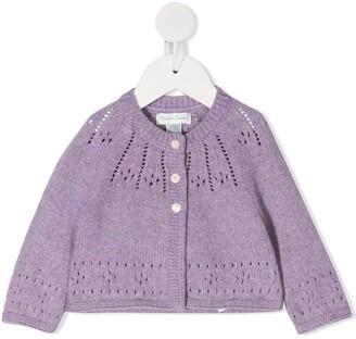 Ralph Lauren Kids Long-Sleeve Button Cardigan