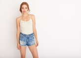 Garage Space Dye Racerback Cami