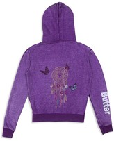 Butter Shoes Girls' Studded Dreamcatcher Hoodie - Sizes S-XL