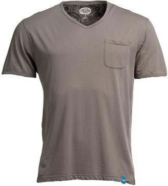 Panareha Mojito V-Neck T-Shirt - Grey