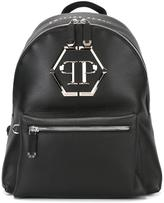 Philipp Plein 'Nicosia' backpack - men - Calf Leather - One Size