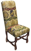 Toscano Chateau DuMonde Coat Side Chair Design