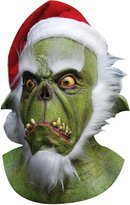 GHOULISH PRODUCTIONS Green Santa Grinch Mask