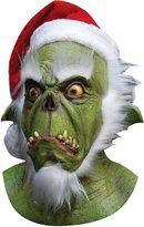 GHOULISH PRODUCTIONS Green Santa Grinch Mask